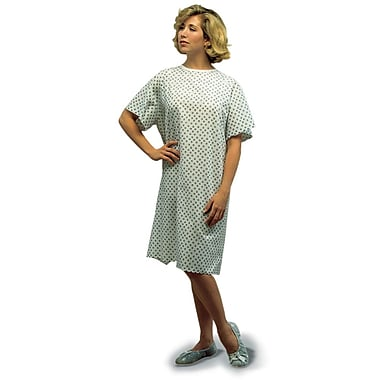 Briggs Healthcare 532-8035-6800 Convalescent Gown