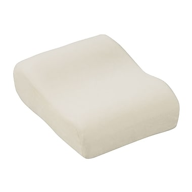 Briggs Healthcare Memory Foam Pillow Cream Velour