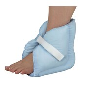 Briggs Healthcare Comfort Heel Pillows Blue