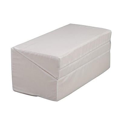Briggs Healthcare Foldable Bed Wedge White