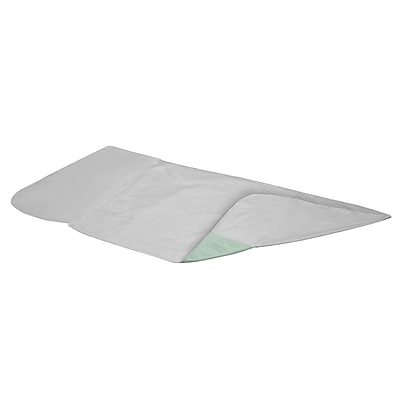 Briggs Healthcare Reusable Draw Sheet Green