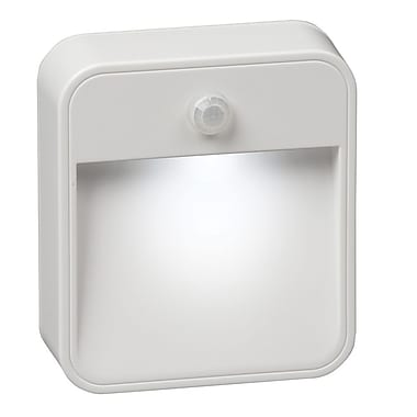Briggs Healthcare Night Motion Sensor LED Light White