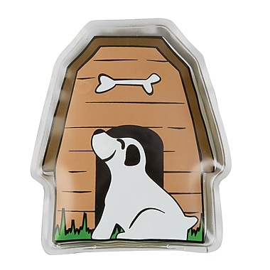 Briggs Healthcare Reusable Hot & Cold Pack White & Brown