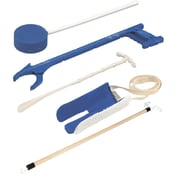 Briggs Healthcare Standard Dressing Aid Kit Blue