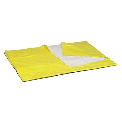 Briggs Healthcare Econo Blanket Yellow