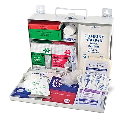 Briggs Healthcare First Aid Kit 25 Person