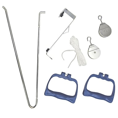Briggs Healthcare Exercise Pulley Set Extremities Easily And Safety