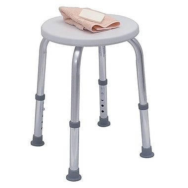Briggs Healthcare Shower Stool White