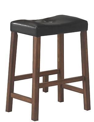 COASTER 3 Piece Bar Table Stool Set 551990