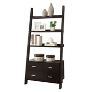 COASTER Bookcase Ladder