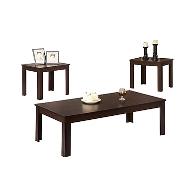 COASTER Occasional Table Sets Wood and Wood Veneers 15