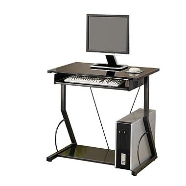 COASTER Computer Desk, Black (800217)