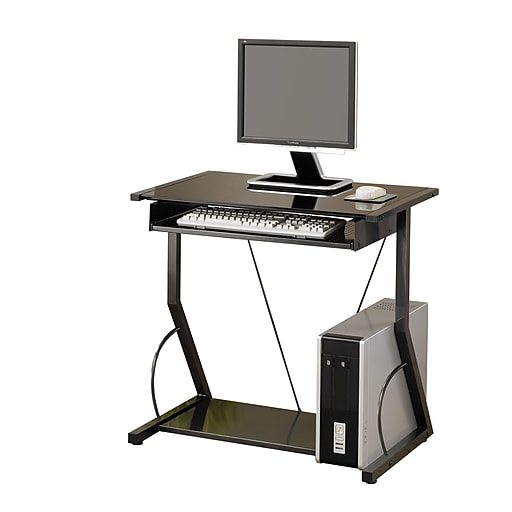 Https Www Staples 3p S7 Is Images For Coaster Computer Desk Metal Pullout Keyboard Drawer Black