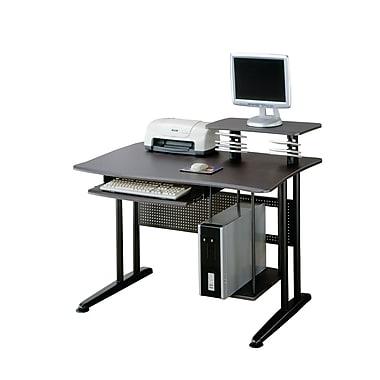 COASTER Computer Desk, Black (800244)