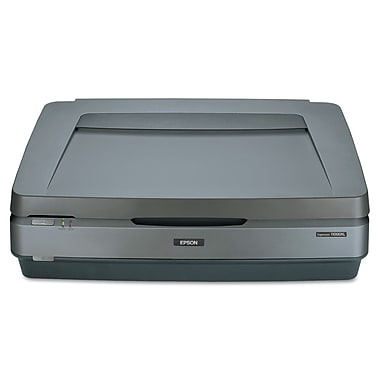 Epson Expression 11000XL Flatbed Color Photo Scanner, Gray