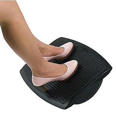 Aidata® Rocking Footrest, Black