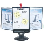 Aidata® InfoStation White Board Reference Organizer With 20 Display Panels