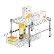 Honey Can Do® Stacking Cabinet Organizer