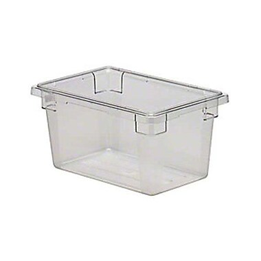 Cambro 12189CW135, 4.75 Gal Polycarbonate Food Storage Boxes - Camwear