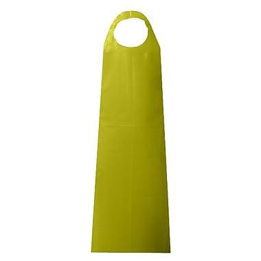 Ronco – Tablier découpé en polyuréthane, 35 x 45 po, jaune