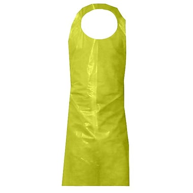 Ronco Polyethylene Disposbale Apron, 38