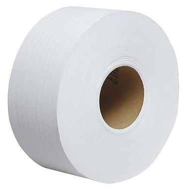 ScottMD – Papier hygiénique géant 2 épaisseurs, 3,55 po x 1000 pi, blanc