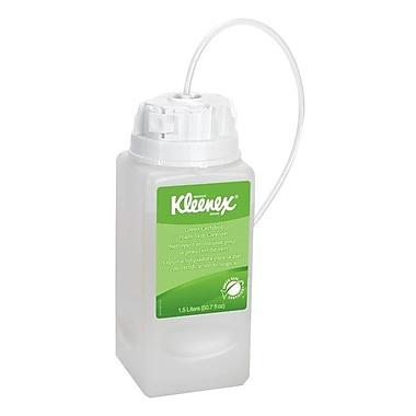 Kleenex® - Nettoyant moussant pour la peau, certifié écologique, clair, 1,5 l