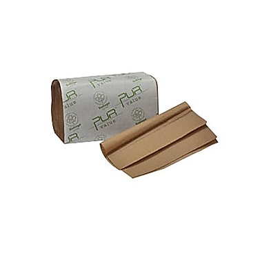 Pur Value® Econo Paper Multifold Kraft Towel, Natural
