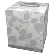 "Kleenex® 8.4"" x 8.2"" Boutique Facial Tissue, White, 36/Pack"