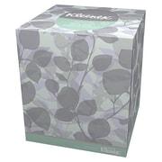KleenexMD – Mouchoirs Naturals Boutique 8,4 x 8,4 po, blanc, 36/paquet