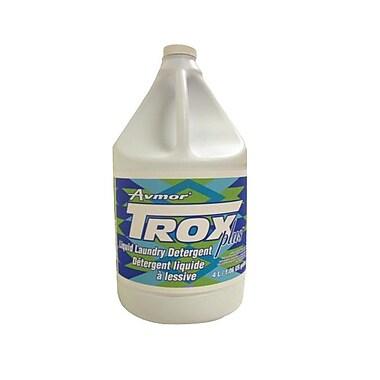 Avmor® Trox Plus Liquid Laundry Detergent, Lavender, 4 L