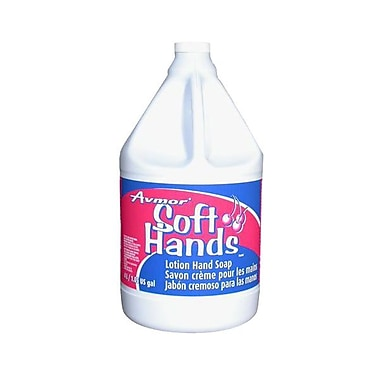 Avmor® Soft Hands Lotion Hand Soap, 4L