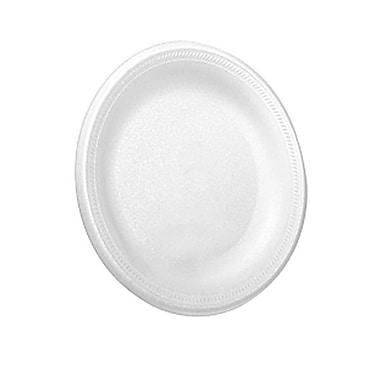 CKF Dynette Liteware Foam Plate, 9