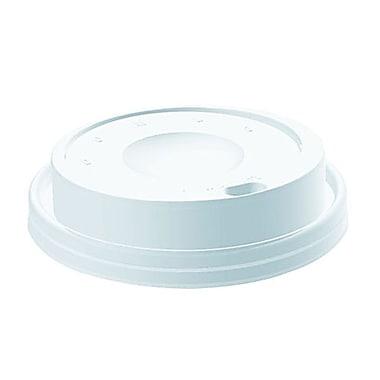 DartMD – Couvercle en dôme avec ouverture pour cappuccino, 8 oz, blanc