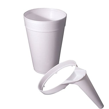 Dart® Plastic Pitcher Handle For 32/44 oz. Foam Cups, White
