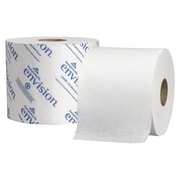 Georgia PacificMD ® Papier hygiénique standard haute capacité 2 épaisseurs Envision de 3,95 x 4,05 (po), blanc