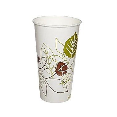 Dixie® Poly Paper Cold Cups, 32 oz.
