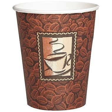 Dixie® Java Design Paper Hot Cup