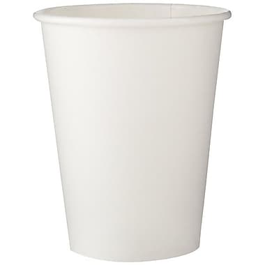Dixie® Paper Hot Cup, 8 oz., White