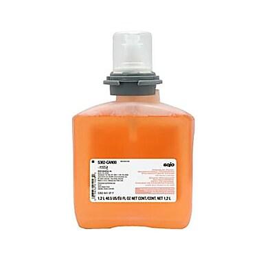 GOJO® – Savon à mains moussant antibactérien de qualité supérieure, 1200 ml