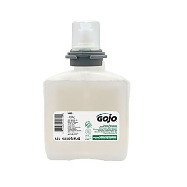 GOJO® – Lotion nettoyante TFX pour les mains, 1,2 l