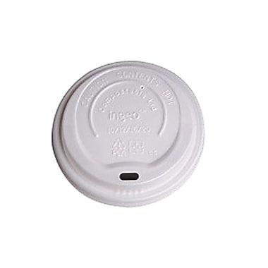 NatureCup® Polystyrene Lid For 10 - 20 oz. Hot Drink Nature Cup