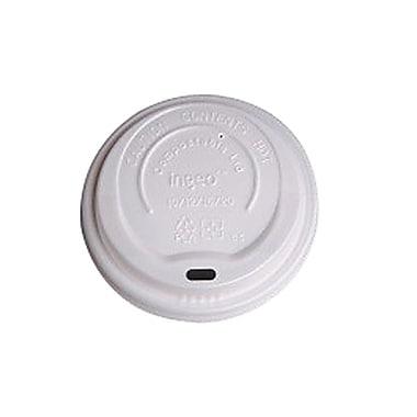NatureCupMD – Couvercle en polystyrène pour gobelet Nature pour boisson chaude de 10 à 20 oz
