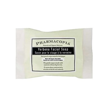 Hunter Amenities Pharmacopia® Facial Bar Soap With Verbena Fragrance, White, 1.1 oz.