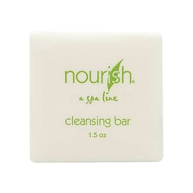 Nourish® Amenities Nourish® Bilingual Cleansing Bar, 1.5 oz.