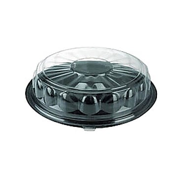Pactiv – Plateau de base Caterware, plat, 16 po, transparent
