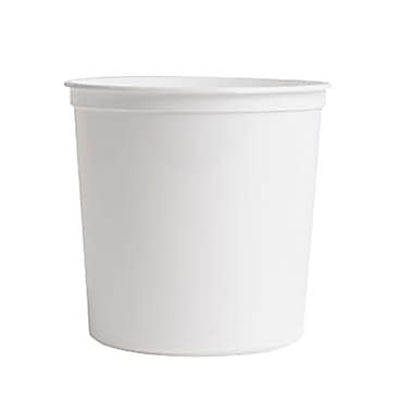 Plastipak High Density Polyethylene Container With No Handle, 2 L