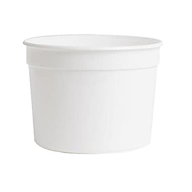 Plastipak High Density Polyethylene Container With No Handle, 4 L