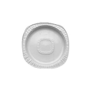 Polar Plastique – Assiettes en polystyrène thermoformé POLARONDE, 6 po, blanc