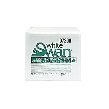 White Swan® 1-Ply 9.5